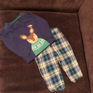 Baby Boden outfit.